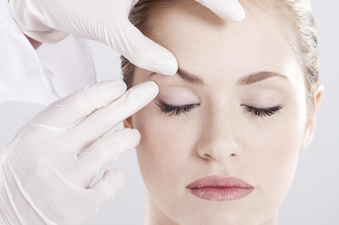 blefaroplastica trattamento viso